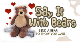 Say It With Bears discount code