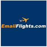 Email Flights discount code