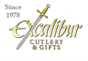 Excalibur Cutlery & Gifts discount code