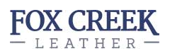 Fox Creek Leather discount code