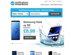 Buy Mobile Phone Insurance discount code