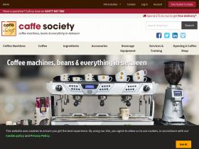 Caffe Society discount code