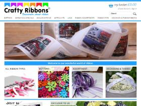 Crafty Ribbons discount code