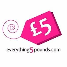 Everything 5 Pounds discount code
