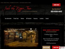 Jack The Ripper Tour discount code