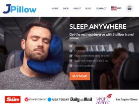 J-Pillow discount code