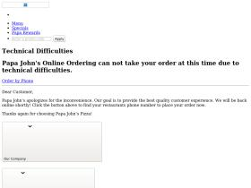 Papajohns discount code