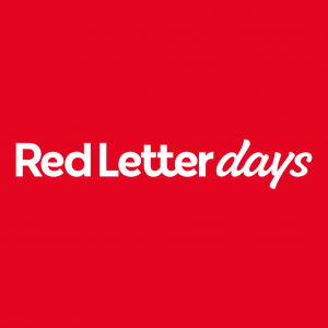 Red Letter Days discount code