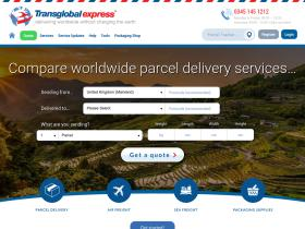 Transglobal Express discount code